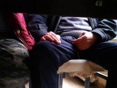 Oldman under vidz the table  super 2