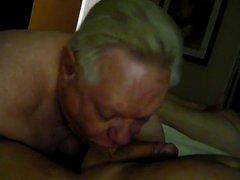 Another Hot vidz Grandpa Blow  super Job