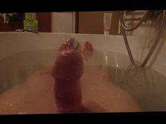 Gestern in vidz der Badewanne