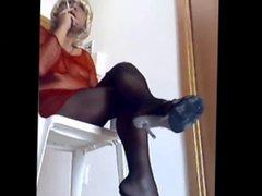 Vaniana Smoking vidz Fetish Queen