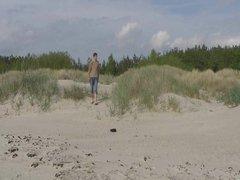 Beach Boy vidz Get Spanked