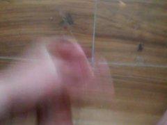 Ich beim vidz Wichsen und  super abspritzen