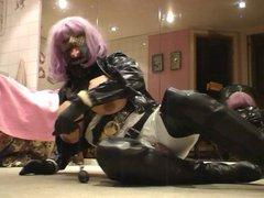 Roxina Hot vidz On Floor  super X