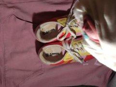 Cum on vidz Sneakers (Colourful  super Venice)