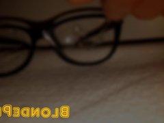 I Cum vidz on a  super Girl's Glasses