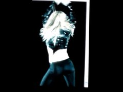 Britney Spears's vidz ass cum  super tribute