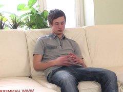 First casting vidz Petr Vaculik  super huge cum from Hammerboys TV