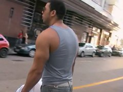 Tight Latin vidz Manholes 3
