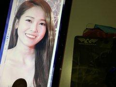 cum on vidz Jessica (birthday  super Tribute)