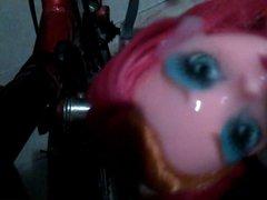 monster high vidz doll gigi  super cumshot