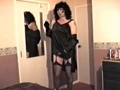 90s bedroom vidz satin fun  super 09