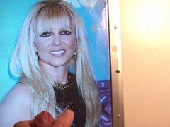 Britney Spears vidz Cum Tribute  super 47