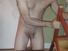 I fuck vidz my chair,  super good cumshot
