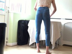 skinny boy vidz blue jeans