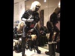 Roxina Hotter vidz Rubber Doll  super X
