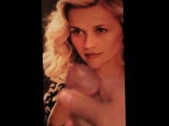 Reese Witherspoon vidz tribute cum  super on printed pic vogue