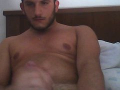 italian guy, vidz cumshot in  super cam