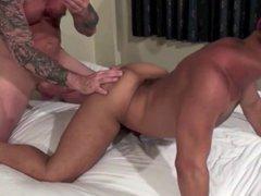 Teasing daddy's vidz HUGE cock