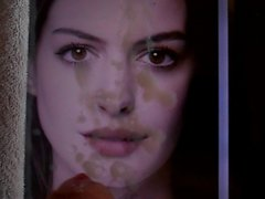 Facial Tribute vidz for Anne  super Hathaway