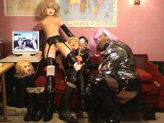 Roxina Busty vidz Diva Doll  super X