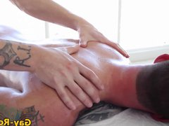 Thick cock vidz stud assfucks  super masseuse