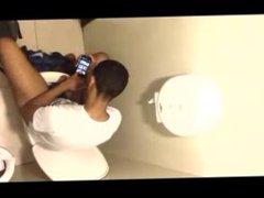 long wank vidz in the  super toilet