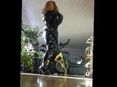 Roxina Sexy vidz In Black  super X