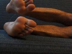 Man Feet vidz (Only For  super Women and Girls)