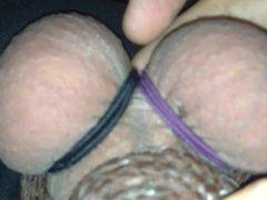Cock and vidz balls bondage