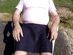 little marine vidz skirt outdoor
