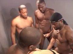 Black Cocks vidz vs White  super Slut GB