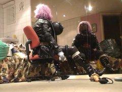 Roxina Latex vidz Doll Play  super X