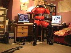 Roxina Another vidz Red Slut  super X