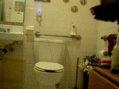 in the vidz bathroom