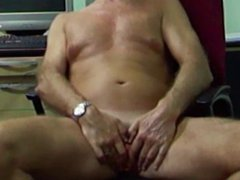 Transman spreading vidz open and  super gently fingering frontal hole
