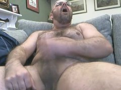 DADDY BEAR vidz HAS A  super THICK UNCUT DICK