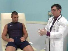Doctor and vidz his Patient