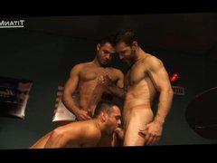 Gay Gangbang vidz From TitanMen.com