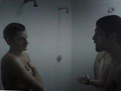 Boys in vidz the shower