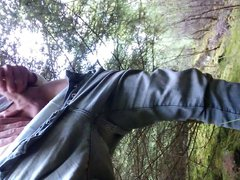 James having vidz cheeky quicky  super in a forest