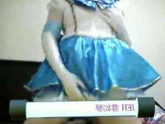 kigurumi sailor vidz wanking 2