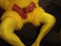 latex chicken vidz wanking