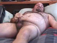 Bear JO vidz in bed