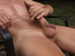 outdoor cumshot vidz with naked  super hairless penis