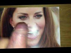 Cum Tribute vidz - Kate  super Middleton