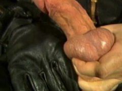 Leather Biker vidz Solo