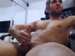 Str8 muscle vidz man play