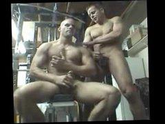 Amateur Hunks vidz Workout