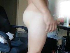 Str8 guy vidz watching porn  super & stroke