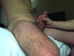 Hotel blowjob vidz with cumshot  super on his tongue